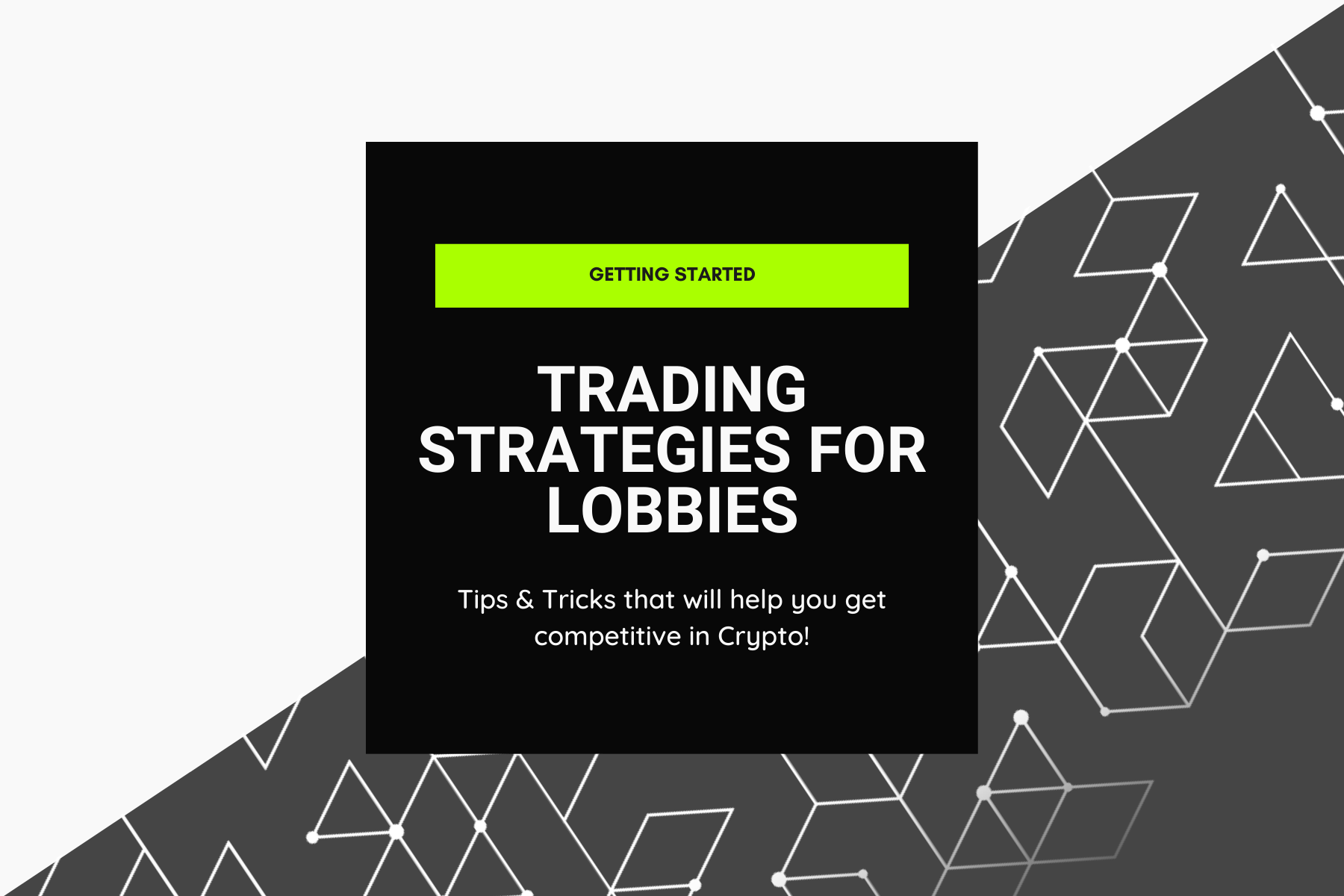 Crypto Trading Bot Strategies for QuidPro Lobbies | Get Competitive in Crypto